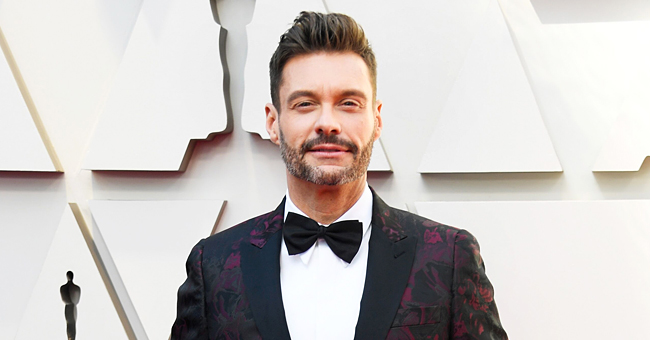 Ryan Seacrest Shares Pictures Taken with Parents on His Father's Birthday