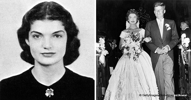 How Jackie Kennedy's Bridal Dress Was Nearly Lost Just 10 Days Before Her Wedding