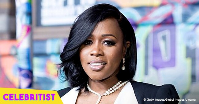 Pregnant Remy Ma flaunts her natural beauty in revealing photo