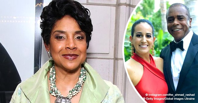 Phylicia Rashad's ex-husband glows with happiness in photos with his 32-years-younger 5th wife