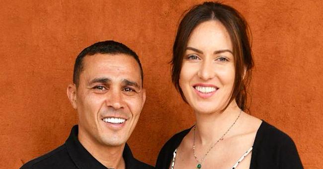 Le mariage de l'ancien boxeur Brahim Asloum et Justine Pouget