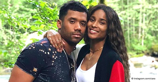 Ciara Is All Smiles Dancing with Son and Daughter during Yacht Trip with Russell Wilson (Video)