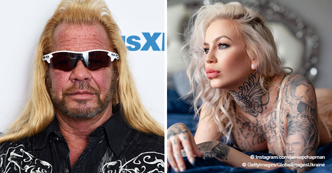 'Dog the Bounty Hunter's' Daughter-In-Law Flashes Her Tattoos in Barely-There Underwear