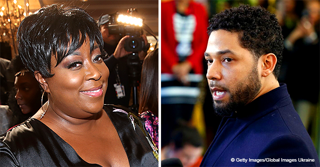 Loni Love Gives Details of Phone Call with Jussie Smollett