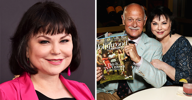 Delta Burke Spotted with Husband Gerald McRaney in LA