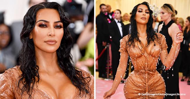 Kim Kardashian Bodyshamed over Her Physique at the Met Gala
