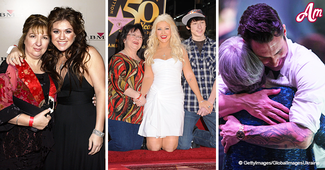 Meet All 'The Voice' Coaches' Beloved Mothers — from the Very First Season till Now
