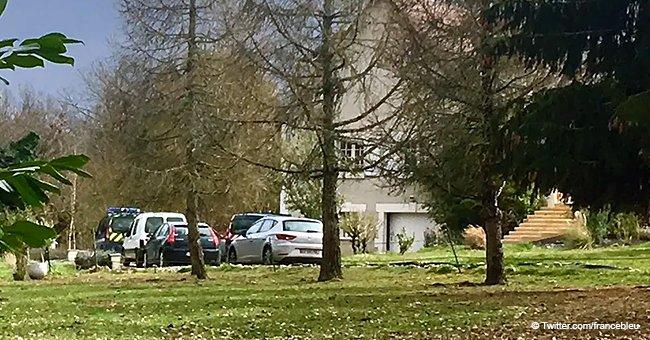 Tragédie en Dordogne : Deux filles de 6 et 8 ans retrouvées mortes près du corps de leur père