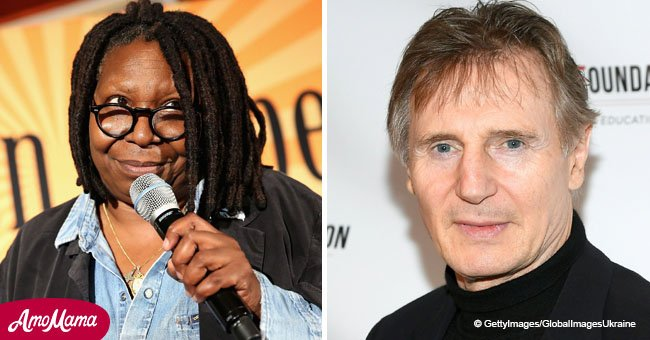 Whoopi Goldberg defends Liam Neeson saying he is not a 'bigot' amid racism controversy