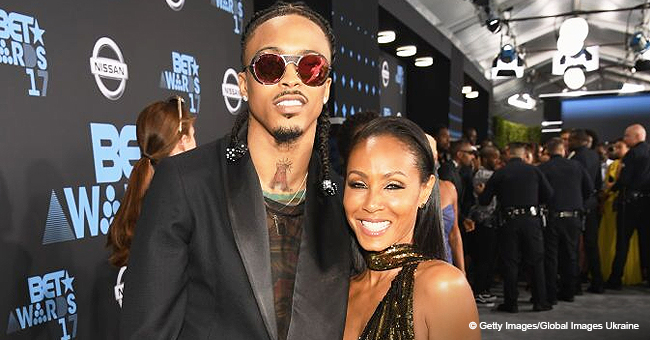 August Alsina Fuels Rumors about Secret Affair with Jada Pinkett Smith in His New Music Video