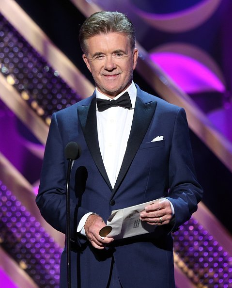 Alan Thicke speaks onstage during The 42nd Annual Daytime Emmy Awards at Warner Bros. Studios in Burbank, California. | Photo: Getty Images