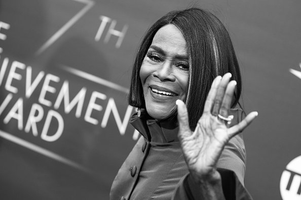 Cicely Tyson attends the 47th AFI Life Achievement Award honoring Denzel Washington at Dolby Theatre, California.| Photo: Getty Images.