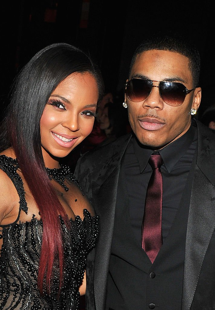 Ashanti and Nelly attends the 6th annual DKMS Linked Against Blood Cancer gala at Cipriani Wall Street | Photo: Getty Images