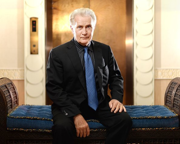 Martin Sheen during a portrait session at the 10th Annual Dubai International Film Festival held at the Madinat Jumeriah Complex on December 8, 2013, in Dubai, United Arab Emirates. | Source: Getty Images.