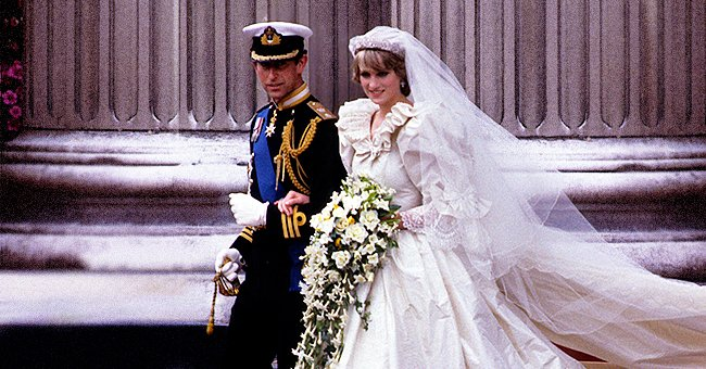 Daily Mail: Diana Was Focused on Prince Charles's Ex Camilla on Her Wedding Day