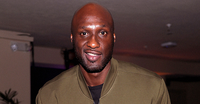 Lamar Odom & Girlfriend Sabrina Parr Dress to Impress in New Photos of Them on a Date Night