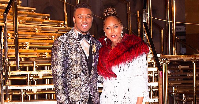 Marjorie Harvey's Son Jason and Wife Amanda Welcome a Baby Girl Named Joey Iris