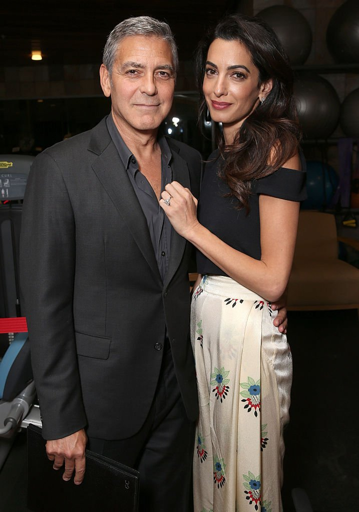 George and Amal Clooney | Photo: Getty Images