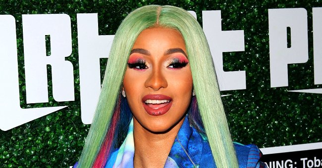 Cardi B Gives Fans a Glimpse of Her Three Chest Piercings on Instagram