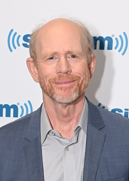 Ron Howard at SiriusXM Studios on May 28, 2019 in New York City | Photo: Getty Images