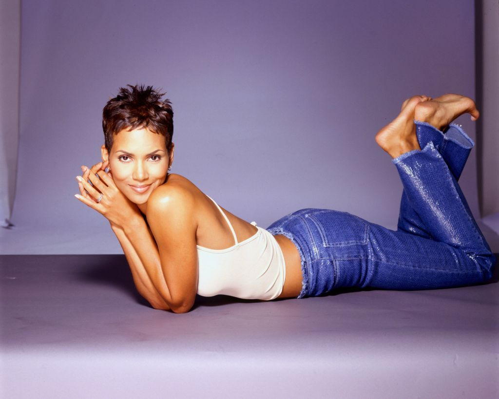 Halle Berry in June 2000 in Los Angeles | Source: Getty Images