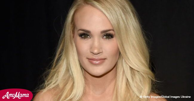 Carrie Underwood reveals her feelings after recovering from face and wrist injuries