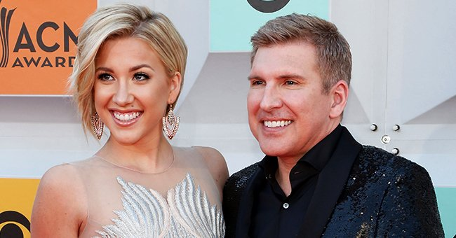 Savannah Chrisley Defends Her Dad Amid Rumors That He Ruined Her Relationship with Ex Nic Kerdiles