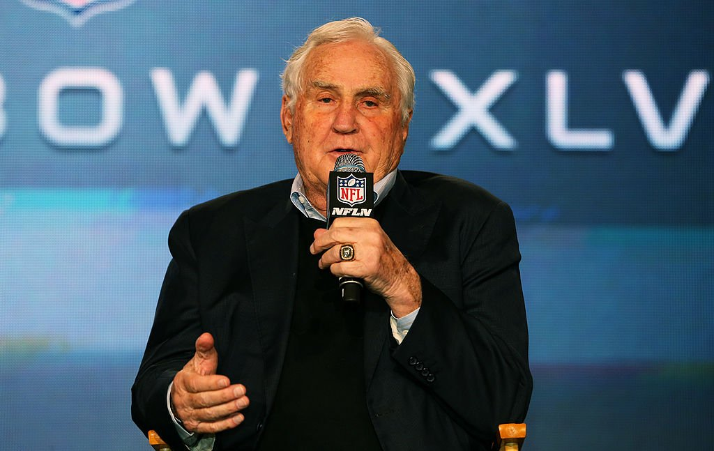 Don Shula during a press conference for Super Bowl XLVII at the Ernest N. Morial Convention Center on February 1, 2013 in New Orleans, Louisiana | Photo: GettyImages