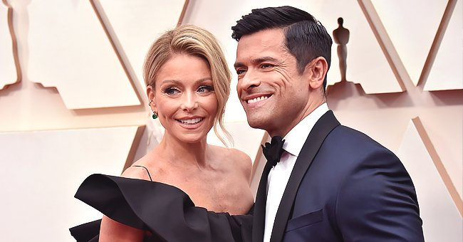 Kelly Ripa's Daughter Jokingly Calls Mom & Dad Repulsive after Funny Clip of the Talk Show Host's Oscars Gown