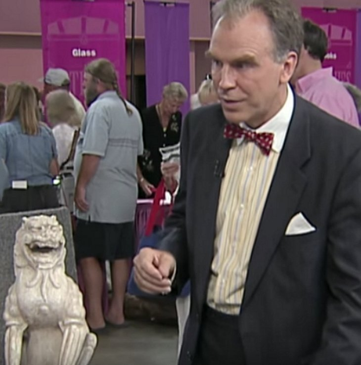 Source:Youtbe/ Antiques Roadshow PBS
