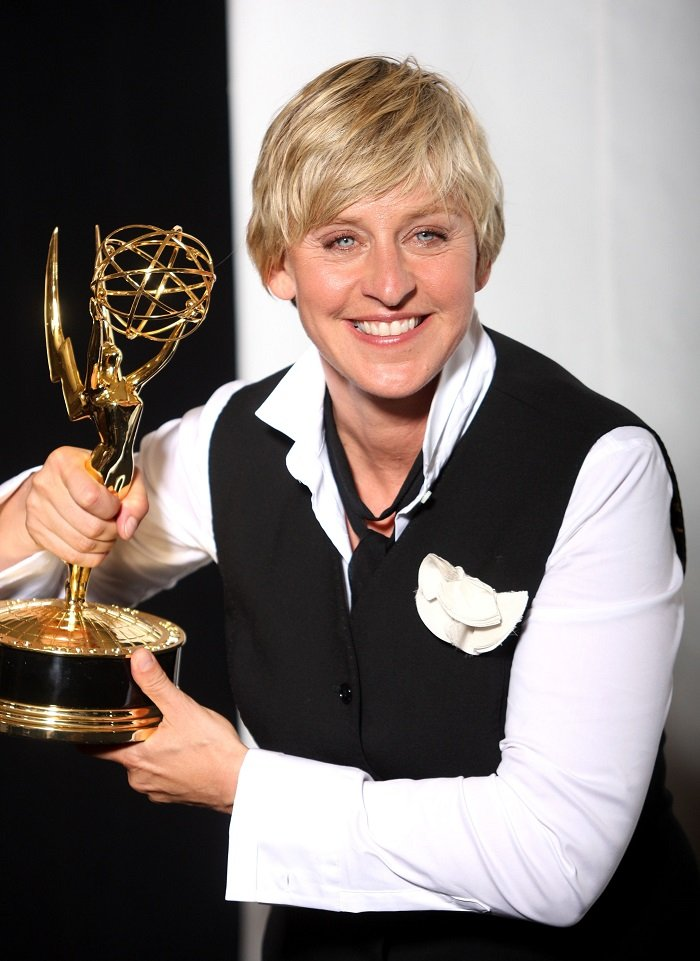 Ellen DeGeneres I Photo : Getty Images