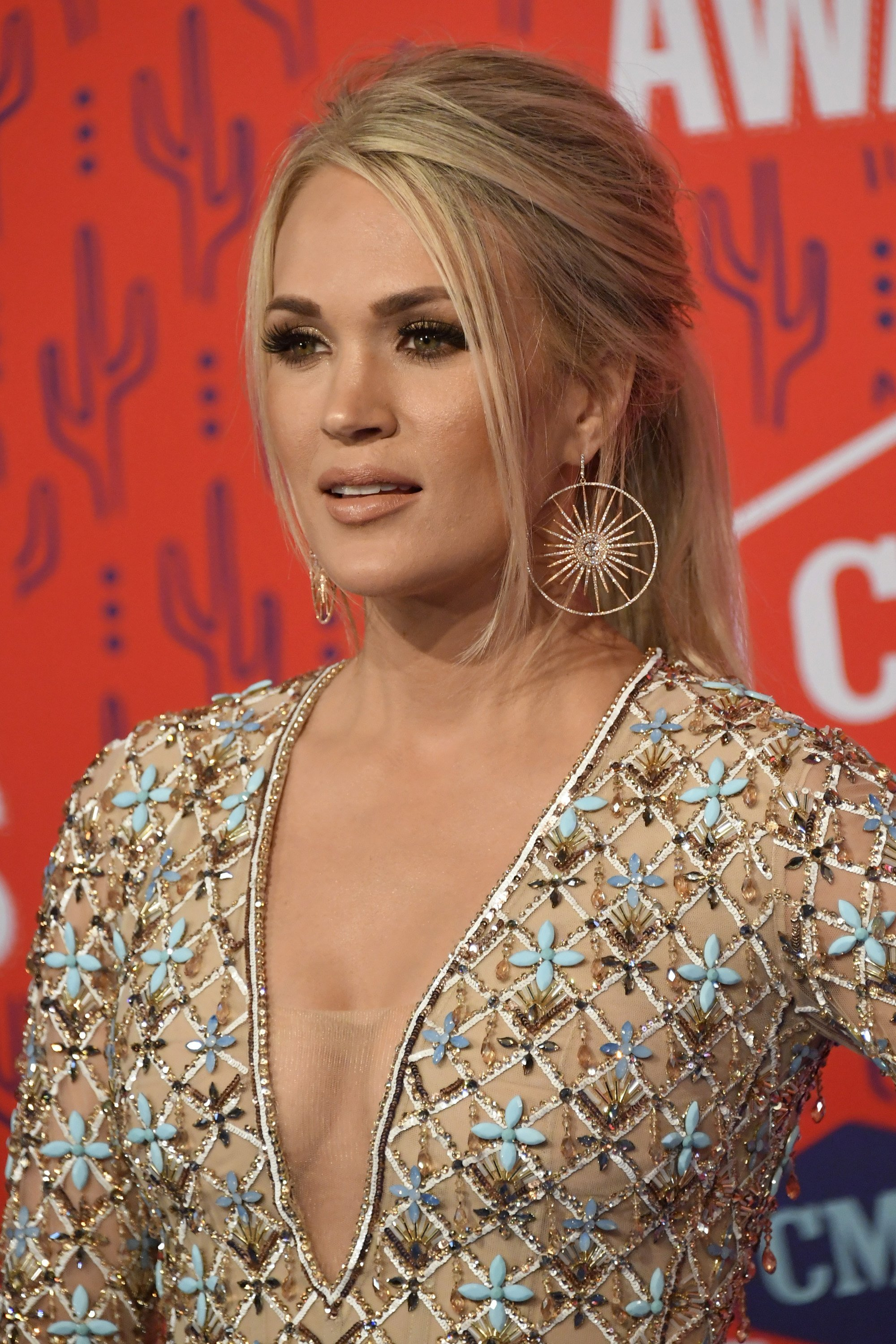 Carrie Underwood at the 2019 Country Music Awards | Photo: Getty Images