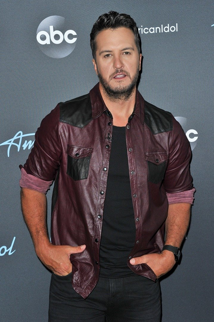 """Luke Bryan arrives at ABC's """"American Idol"""" live show in Los Angeles, California, in May 2019.   Image: Getty Images."""