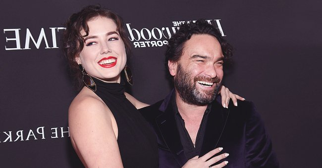 Johnny Galecki of 'Big Bang Theory' Fame & Girlfriend Alaina Meyer Post about Parenthood after Birth of Their Son