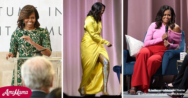 Here's what Michelle Obama's spectacular new style could really mean