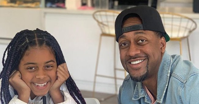 'Family Matters' Star Jaleel White Has Heartwarming Reunion with His Tall Daughter Returned from Camp in Sweet Video