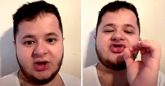 An Australian man talks about his experience with a disability healthcare worker.   Source: tiktok.com/acav4114