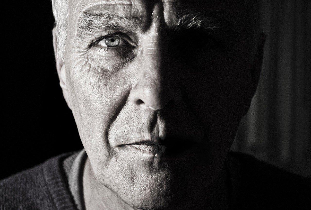 Älterer Mann - Quelle: Pixabay