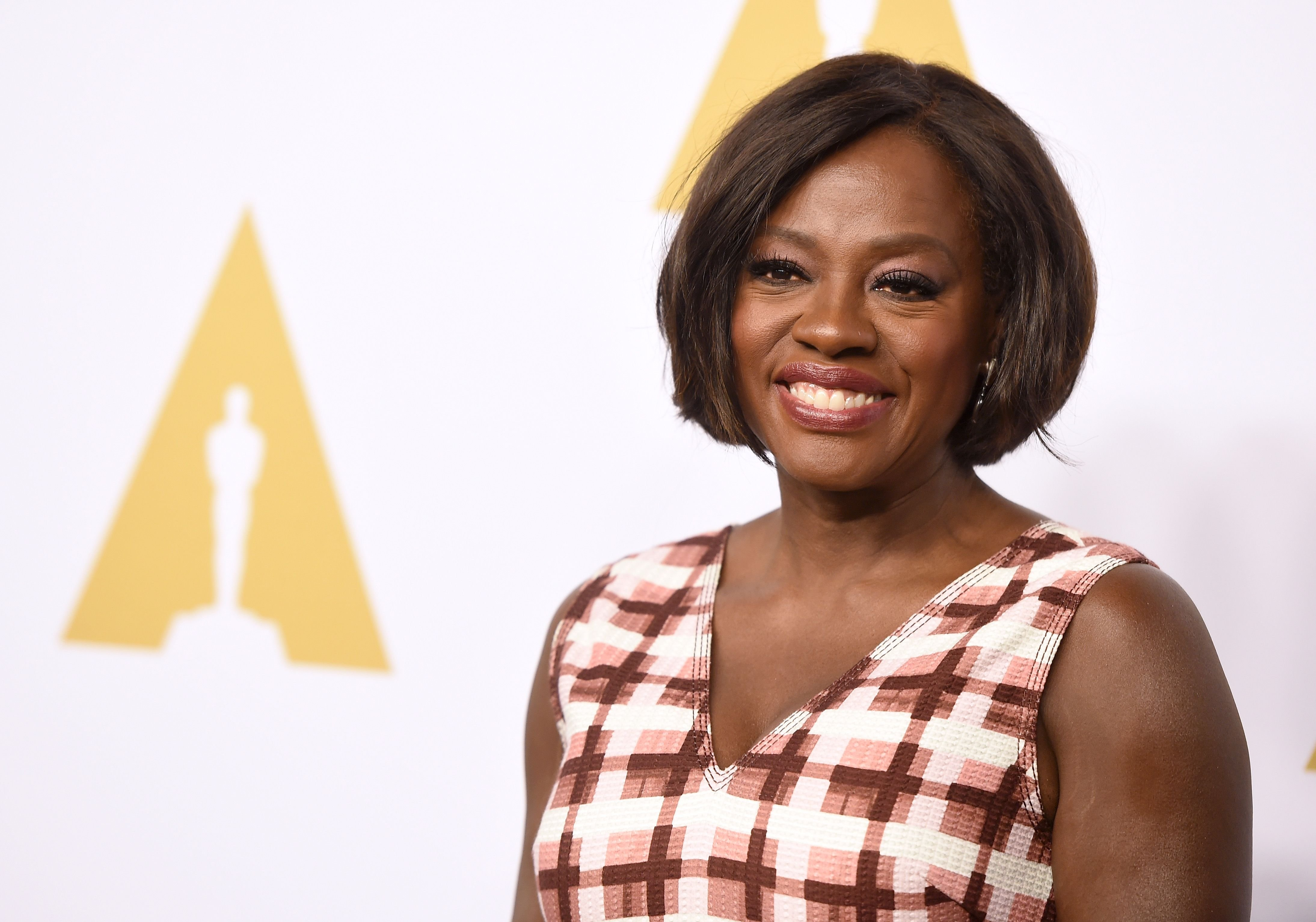 Actress Viola Davis attending the 89th Annual Academy Awards Nominee Luncheon on February 6, 2017 in Beverly Hills. | Photo: Getty Images