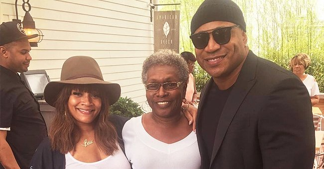 LL Cool J's Wife Simone Smith Wishes Godmother on Her 70th Birthday with a Rare Throwback Photo