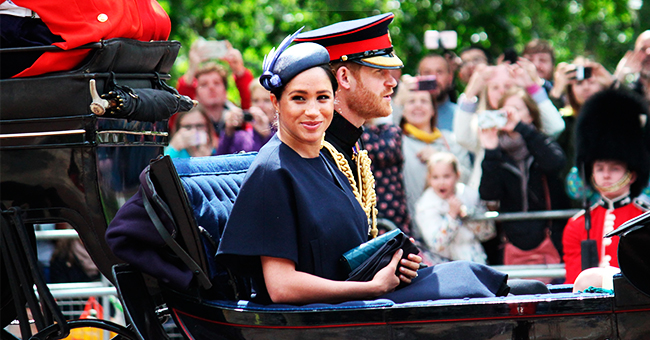 Meghan Markle Called Mom Doria Ragland's 'Carbon Copy' after Her Balcony Appearance
