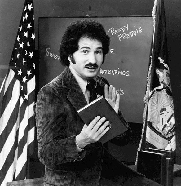"Gabe Kaplan in the ""Welcome Back, Kotter."" 