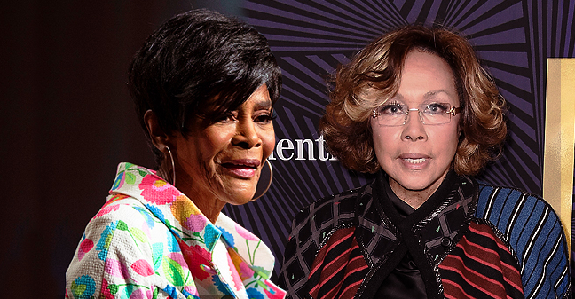 Cicely Tyson of 'Roots' Opens up about Visiting Diahann Carroll Days before Her Death
