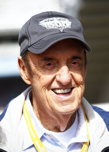 Jim Nabors at Indianapolis Motorspeedway on May 25, 2014 in Indianapolis, Indiana. | Photo: Getty Images