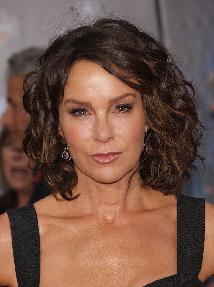 "Jennifer Grey attends the world premiere of ""The Avengers in Hollywood, California on April 11, 2012 