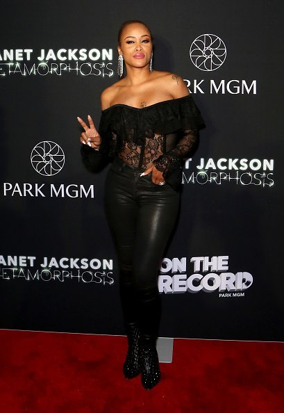 """Eve at the after party for the debut of Janet Jackson's residency """"Metamorphosis"""" on May 17, 2019 