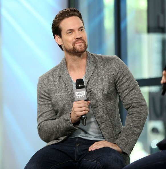 """Actor Shane West discussing """"Awakening The Zodiac"""" in New York City in 2017. I Image: Getty Images."""