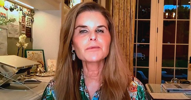 Maria Shriver Pays Tribute to Her Late Aunt Jean Kennedy Smith during Her Appearance on 'Today'