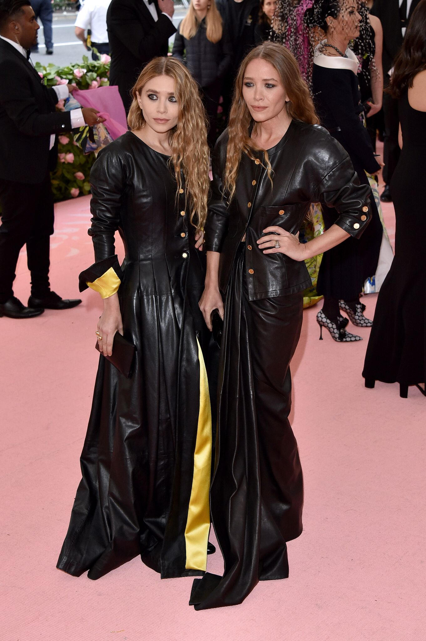 Mary-Kate Olsen and Ashley Olsen attend The 2019 Met Gala Celebrating Camp: Notes On Fashion at The Metropolitan Museum of Art | Getty Images / Global Images Ukraine