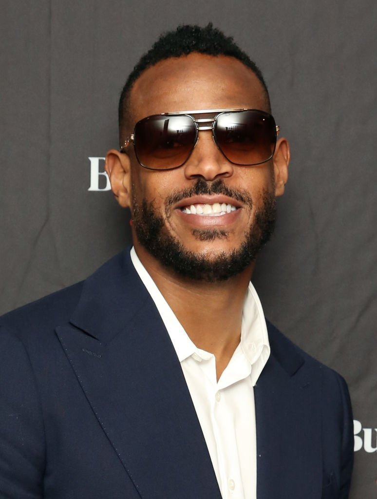 """Actor, comedian and filmmaker Marlon Wayans at BuzzFeed's """"AM to DM"""" 